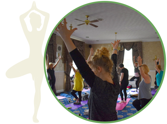 A Yoga retreat by Yogatarian